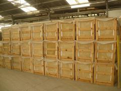 Marron Imperial Marmol losa pulida 60x30 Standard