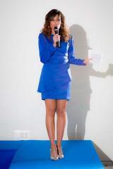 Vestido azul klein cuatro posiciones PenadeSuerte
