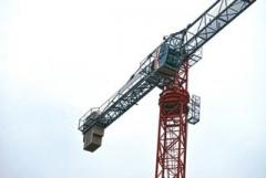 TOWER CRANE SAEZ TLS-658