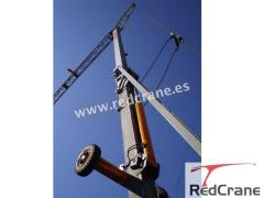 Tower crane Saez H-32 SELF ERECTING