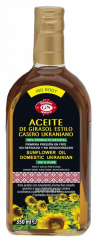 Crude sunflower oil Extra Virgin Home Style first