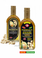 Macadamia oil extra virgin first cold pressing