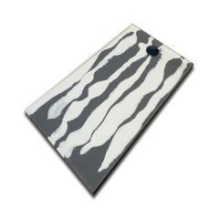 Plato de ducha coleccion Artistic: White&Grey