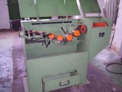 Decalaminadora  mecanica para alambre 6-8 mm