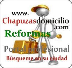 Empresas de reformas y chapuzas