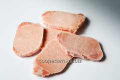 Frozen pork loin sliced pack 1 Kg Ref.91027
