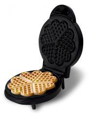 Electric waffle-iron