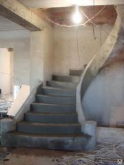 Escaleras de hormogon