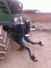 Tripuntal delantero para todos los modelos de tractores