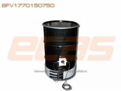 Drum-heaters 200 Litres (1770 x 150 mm)