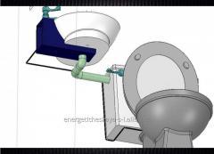 Sistemas de ahorro de agua - Aprovechamiento del desagüe del agua