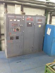 Horno de Inducción para fusión  INDUCTOTHERM POWER TRAK 175