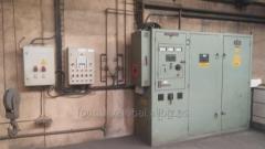 Horno de Inducción para fusión INDUCTOTHERM POWER TRAK 500