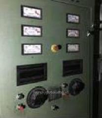 Horno de Inducción para fusión INDUCTOTHERMDUAL POWER TRAK 4250