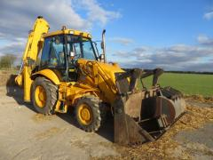 1999 JCB 3CX SITEMASTER  backhoe loader