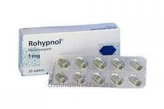 Best sleeping pills of Rohypnol (Flunitrazepam) ROCHE 1MG / 2MG