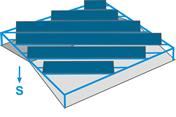 Estructuras para huertos solares en cubierta EC102