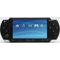 Consola Sony PSP Slim Negra Piano