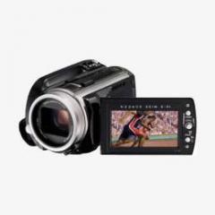 Videocamara JVC de alta definición GZ-HD10 con
