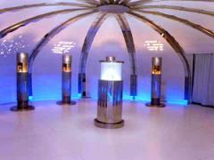 Pilares de decoración