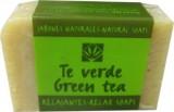 Jabón de té verde