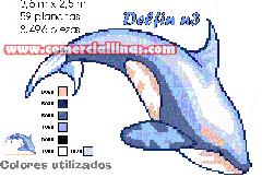 Fondo piscina Orca Plateada 3,5 x 2,5 M. No se