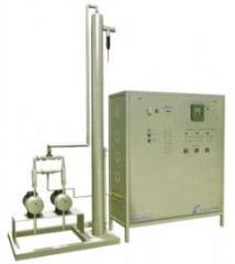 Ozonozadores para el tratamiento de aguas de