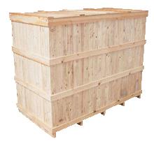 Caja portuaria compacta