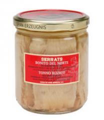 BONITO DEL NORTE en Aceite de Oliva (Ref. RO400)