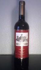 RED WINE HISPAINER TEMPRANILLO 100% 2008.