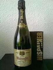Sparkling Wine - Cava Brut Nature 100% Maingra DELUXE