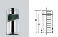Módulo silenciador 1.000 mm