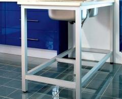 Sistema estructural de perfiles de aluminio