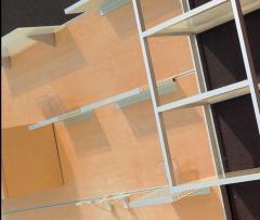 Soportes estante para cristal y soportes porta