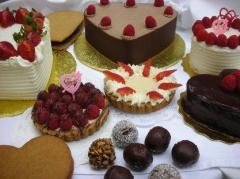 Productos para pastelería