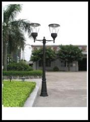 Farola de iluminación