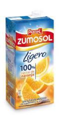 Zumosol Ligero 100% Naranja