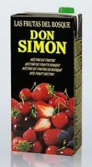 Don Simon Las frutas del bosque