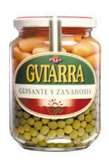 Guisante y Zanahoria