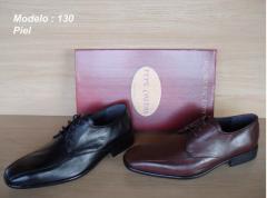 Zapato de caballero