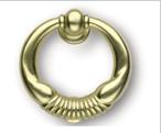 Железные изделия из Золотистого Алюминия
