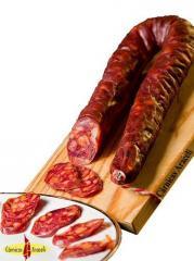Chorizo curado de ciervo Cárnicas Araceli