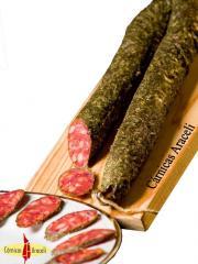 Chorizo curado de ciervo finas hierbas Cárnicas