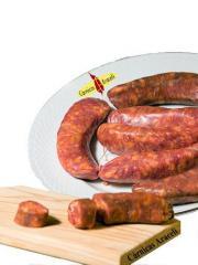 Chorizo fresco de cerdo Cárnicas Araceli