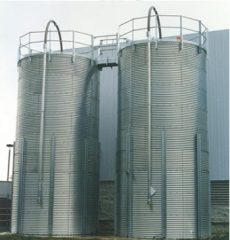 Silos for Livestock equipment
