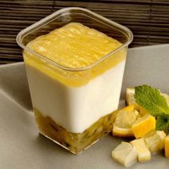 Capricho de limón y Hierbabuena
