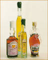 "Licor Bebida espirituosa de guindas ""Diosanjana"""