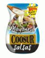 Mayonesa con aceite de girasol