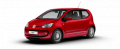 Automovil Volkswagen Up!