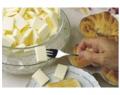 Mantequilla en porciones sin envoltorio